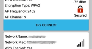 Download AndroDumpper ( WPS Connect ) APK APP