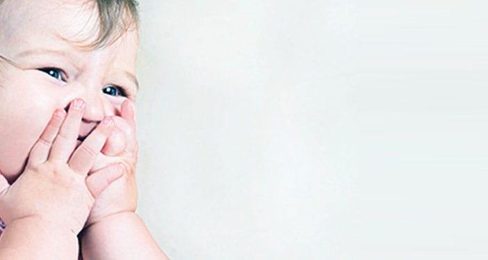 CHUCHA GELADA | Aliviar a dor de dentes nos bebés