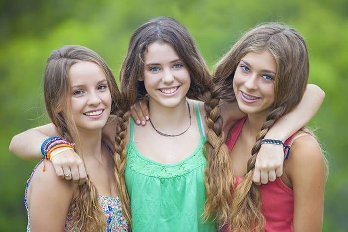 As adolescentes e a sexualidade. 3 coisas que a sua filha precisa de saber