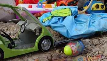 Estaremos a envenenar as nossas crianças com brinquedos?
