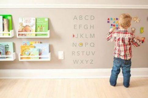 Como criar um Quarto Montessoriano. Montessori