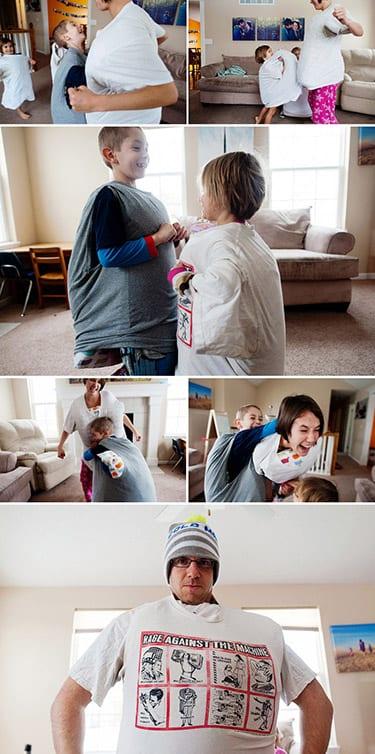 Quarentena. Atividades para fazer com os miúdos em casa
