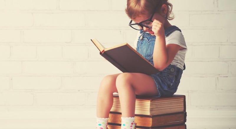 Leitura recreativa para crianças. Direitos Inalienáveis do Leitor
