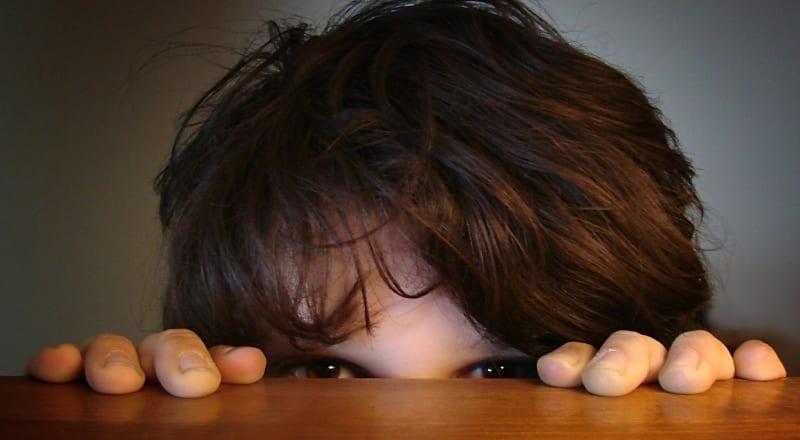 A timidez nas crianças. Afinal o que é a timidez nas crianças?
