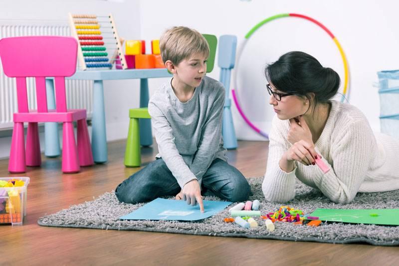 Porque levo o meu filho ao psicólogo