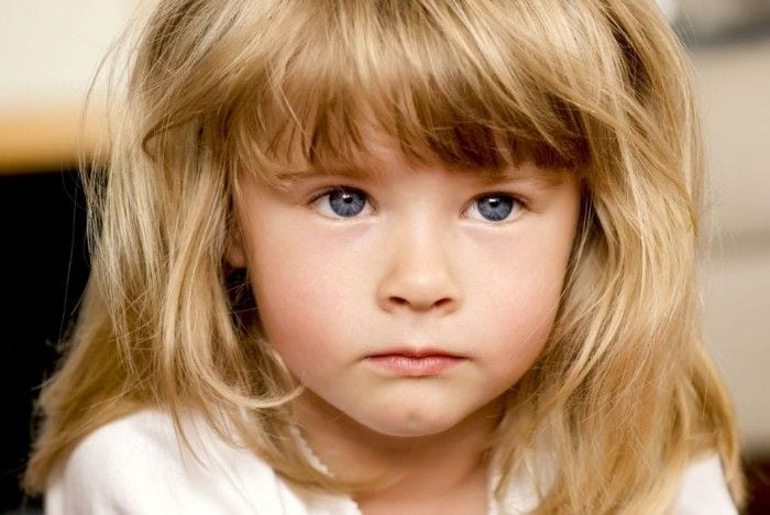 Nenhum pai opta deliberadamente por rotular um filho.