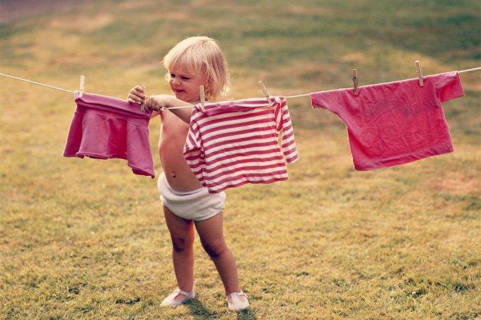 A responsabilidade é uma excelente maneira de desenvolver a confiança da criança.
