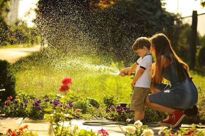 O melhor do mundo para uma criança é a entidade mãe