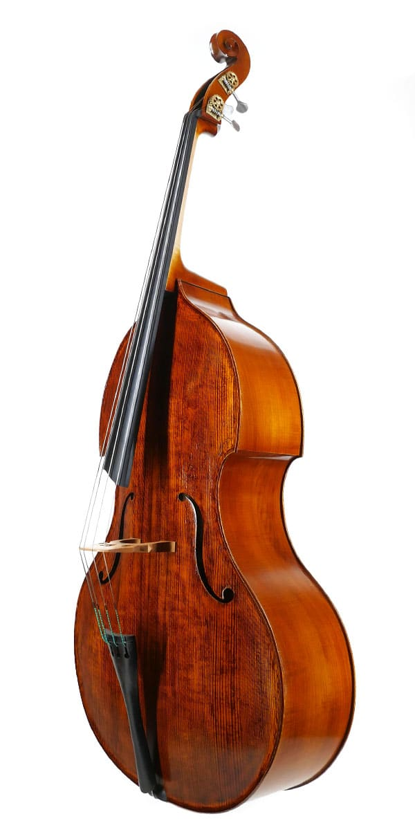 Upton Ergo Double Bass Full Front Angle