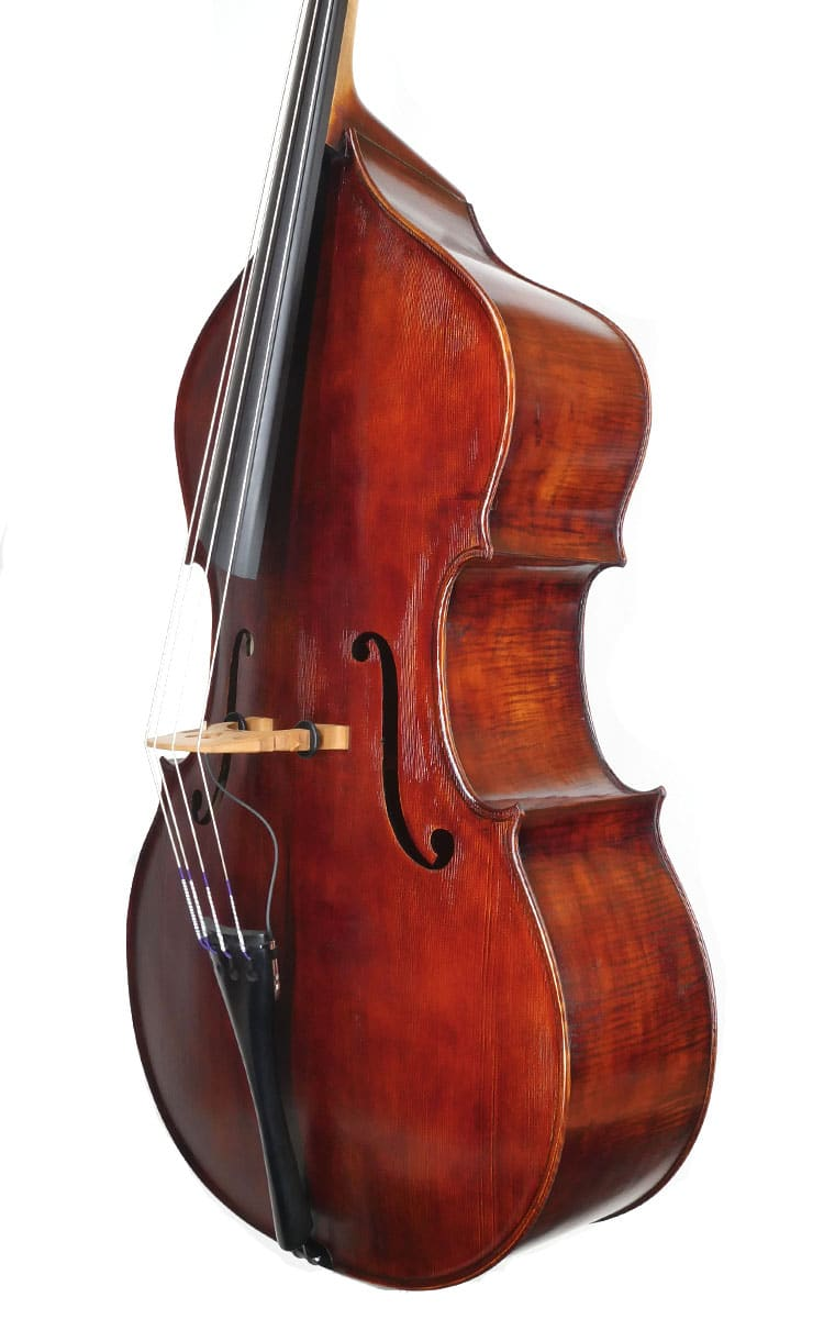 Camp Brescian Double Bass Front Angle