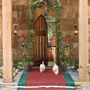 Christmas Decorating Ideas: Theme At The Entrance