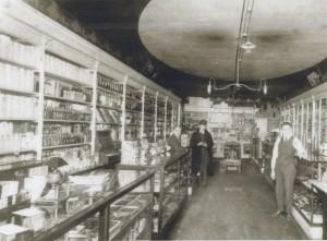 Drugstore Inside