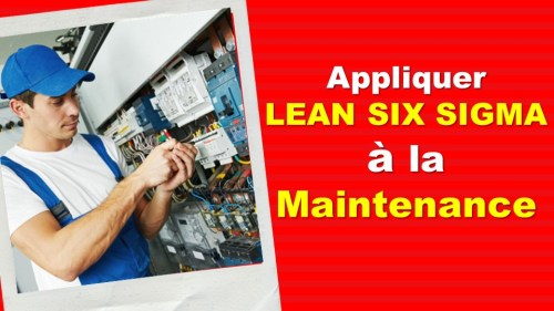 lean six sigma maintenance