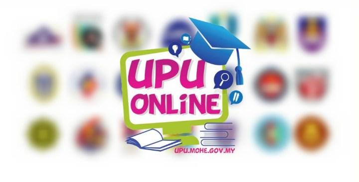 Permohonan UPU Sesi Akademik 2019-2020
