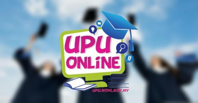 Borang Permohonan UPU 2019/2020 Online UA Politeknik