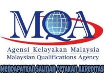 Cara Mendapatkan Salinan Cetakan Akreditasi MQA UPUOnline