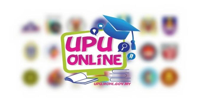 Tarikh Penting Permohonan UPU 2019/2020