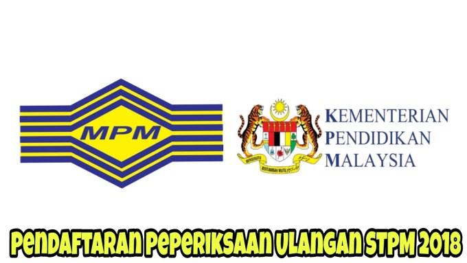 Pendaftaran Peperiksaan Ulangan STPM 2018