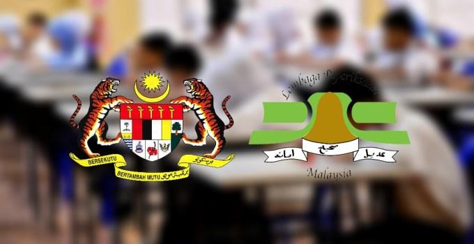 Jadual Waktu Peperiksaan UPSR 2019 Rasmi