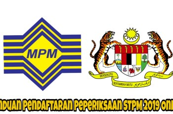 Panduan Pendaftaran Peperiksaan STPM 2019 Online