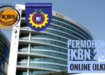 Permohonan IKBN 2019 Online (ILKBS)