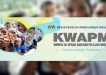 Borang Permohonan KWAPM 2019 Kumpulan Wang Amanah Pelajar Miskin