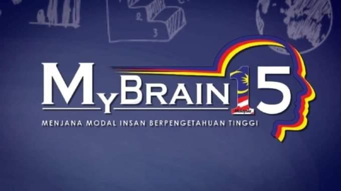 Permohonan Biasiswa MyBrainSc 2019 Online (KPT)