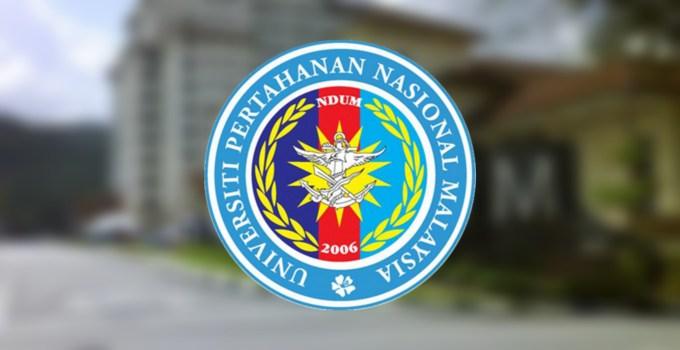 Jawatan Kosong UPNM 2019 Universiti Pertahanan Nasional Malaysia
