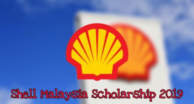 Permohonan Biasiswa Shell Malaysia 2019 (Shell Malaysia Scholarship)