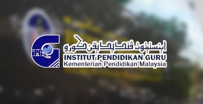 Permohonan IPG 2019 (PISMP) Lepasan SPM