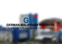 Permohonan GMI 2019 Online German-Malaysian Institute