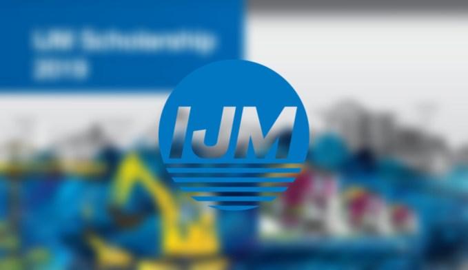 Permohonan Biasiswa IJM 2019 (Sarjana Muda)