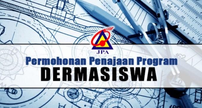 Permohonan Program Dermasiswa B40 2019 (Biasiswa JPA)