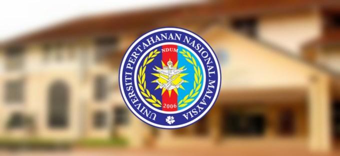 Syarat Kemasukan UPNM 2020 (Universiti Pertahanan Nasional Malaysia)