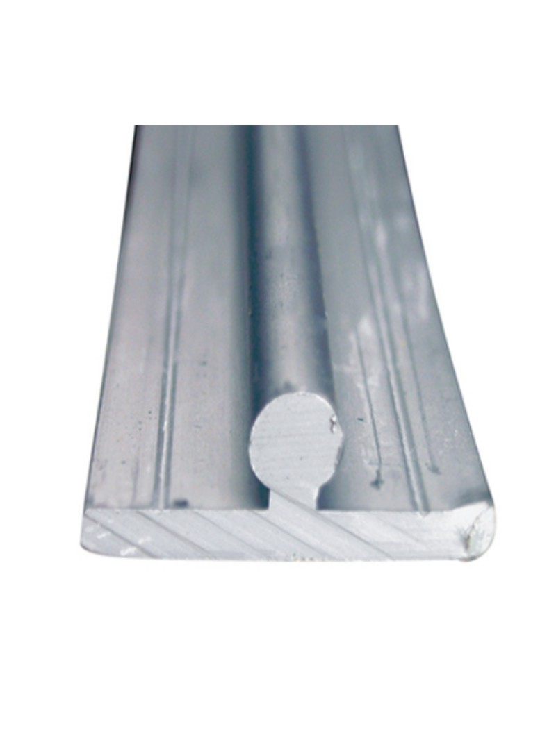 Inline Slider Patio Door Aluminium Track Fits Most Roller