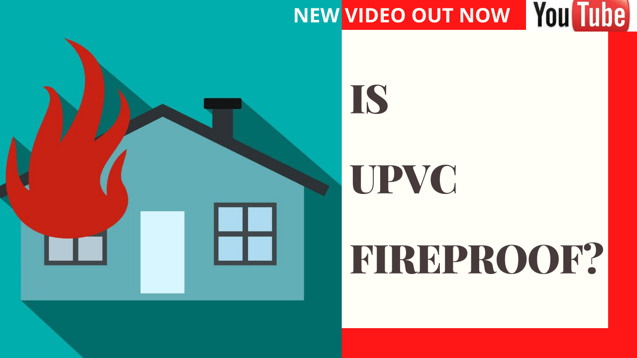 is upvc fire proof