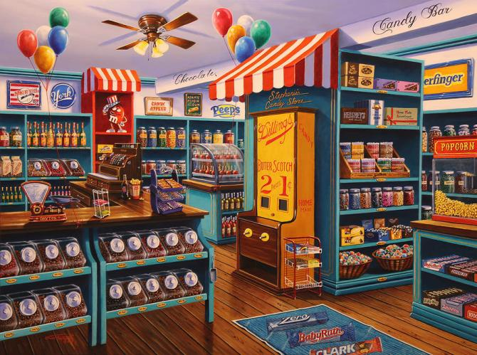 convenience store loan