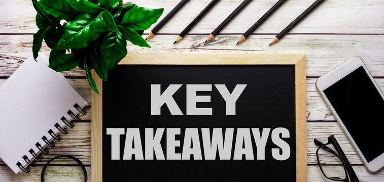 Key Takeaways - Store Loans for Retail