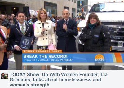 NBC TODAY Show: CEO World Record Back Story