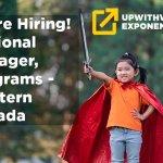 Regional Manager, Programs - Western Canada