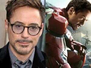 Robert Downey Jr. as Tony Stark/Ironman