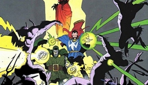 (Photo: Mike Mignola, Marvel Entertainment)