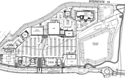 Previously Approved Plan To Now Add Hotel & Open Space