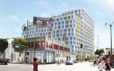 Environmental Impact Report Published for Hollywood & Wilcox Project in LA