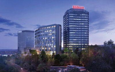 20-Story Hotel Expansion Project Planned in Universal City