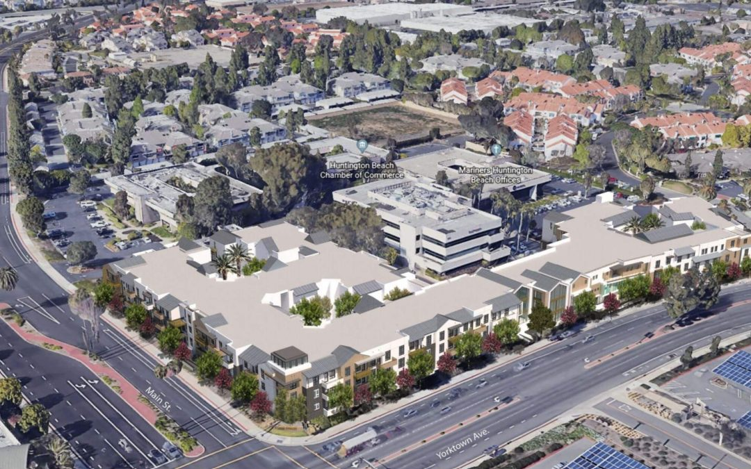 3-Story Assisted Living and Memory Care Facility Clears Huntington Beach Planning Commission