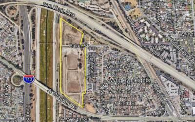 226 Homes Planned in the Wrigley Heights Neighborhood of Long Beach