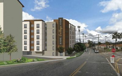 6-Story, 90-Unit Apartment Project Planned Near San Diego State University Campus