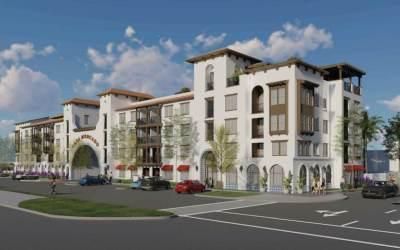 4-Story, 120-Unit Apartment Complex Faces Escondido Planning Commission