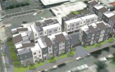 Long Beach City Council Clears 23-Unit Townhome Community